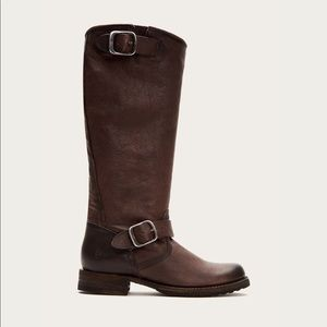 Veronica Slouch Frye boots, size 8